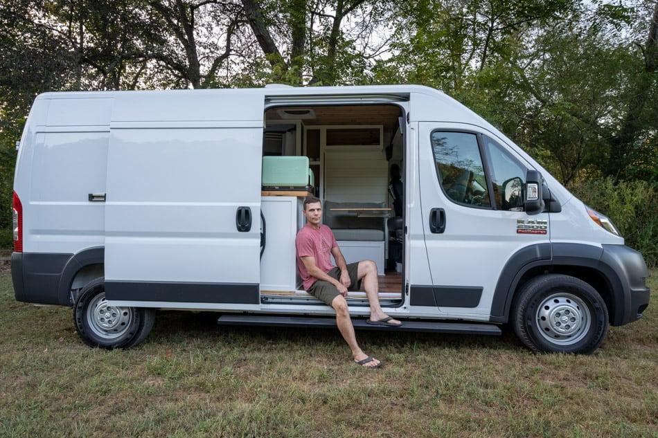 Living the van life